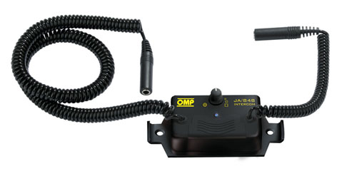 View Item JA/848 OMP ENTRY LEVEL MOTORSPORT INTERCOM SYSTEM BOX