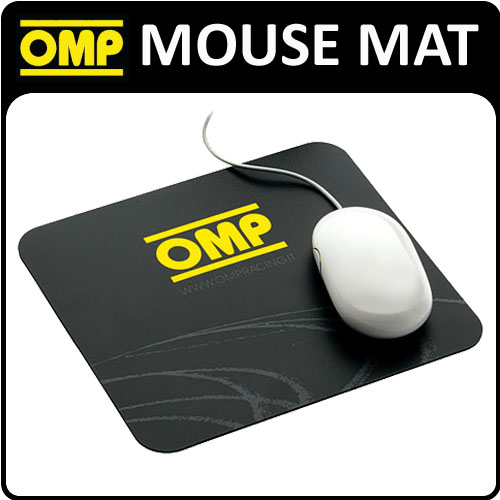 View Item X/895 OMP RACING RALLY FAN MOUSE MAT MOUSE PAD OMP 230x200cm HOME/OFFICE/WORK
