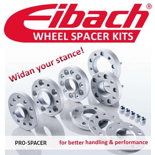 EIBACH 15mm PRO-SPACER KIT-6 Ford Fiesta MK7 (JA8) 08-