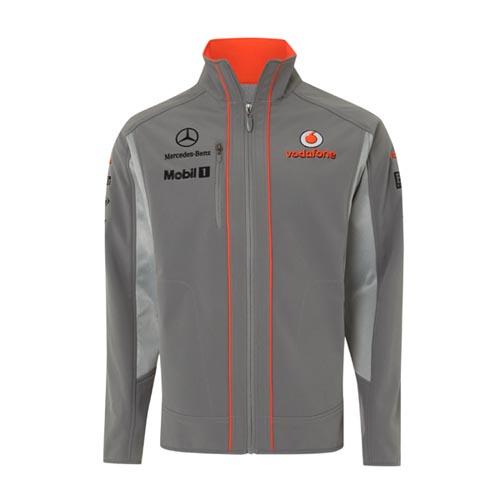 Vodafone Mclaren Mercedes F1 Team Softshell Jacket
