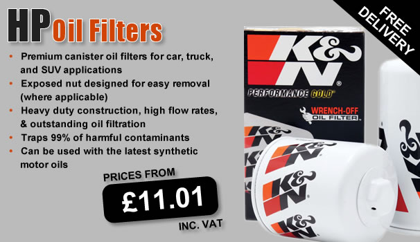 HP Oil Filters