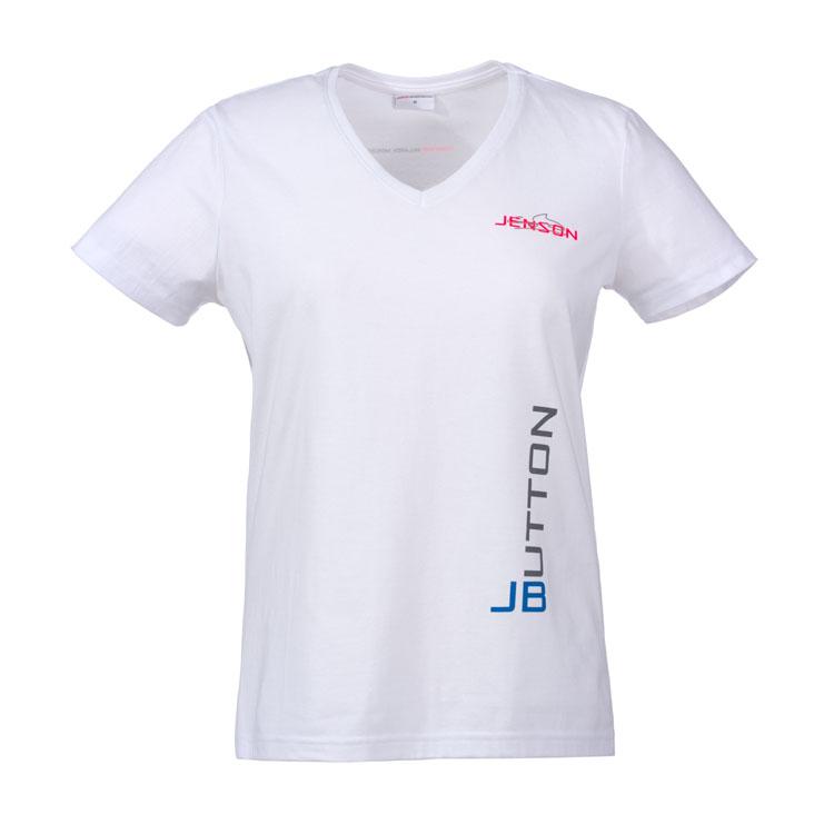 Sale vodafone mclaren mercedes f1 jenson button female for Mercedes benz t shirts sale