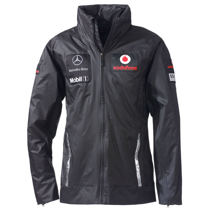 F1 Vodafone Mclaren Mercedes Jacket 2011 Team