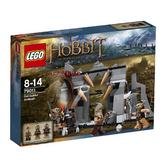 79011 LEGO Dol Guldur Ambush Hobbit Ages 8+ / 217 Pieces
