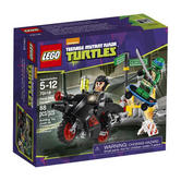 79118 LEGO Karai Bike Escape Ninja Turtles Age 6-12 / 88 Pieces / 2014 Range