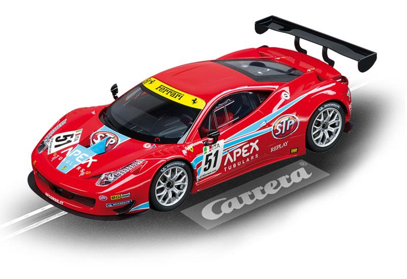 new 23804 carrera digital 124 1 24 slot car ferrari 458 italia gt3 af corse red ebay. Black Bedroom Furniture Sets. Home Design Ideas