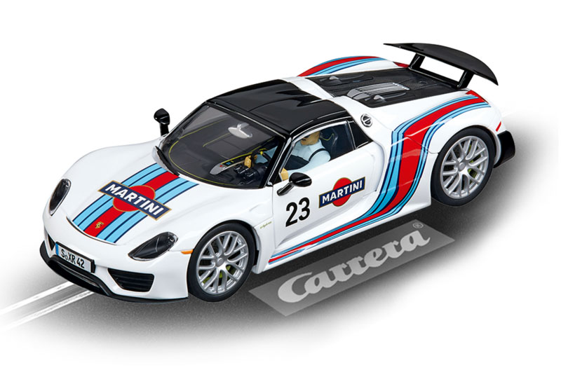 new 27467 carrera evolution 1 32 slot car porsche 918. Black Bedroom Furniture Sets. Home Design Ideas