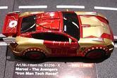 Carrera Go!!! Marvel The Avengers Iron Man Tech Racer Slot Car