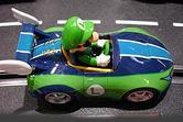 Carrera Go!!! Mario Kart Wii Wild Wing Luigi Slot Car