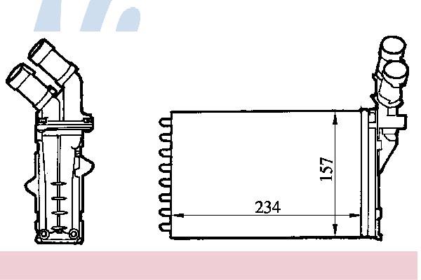 citroen berlingo 1 9d wiring diagram citroen berlingo 1.9 d [dw8] manual no a/c 98- nissens ... citroen berlingo van fuse box diagram #14
