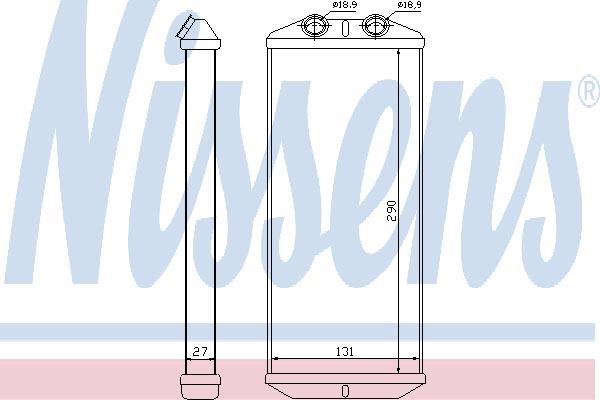 citroen c5 1 6 hdi dv6ted4 manual 03 2008 nissens. Black Bedroom Furniture Sets. Home Design Ideas