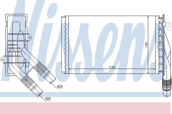 ebay.comRenault Kangoo 1 5 DCI K9K Manual A C 10 2001 09 2002 Nissens