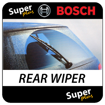 BMW 3 Series E46 Compact 06.01-12.04 BOSCH REAR WIPER BLADE 450mm SP18