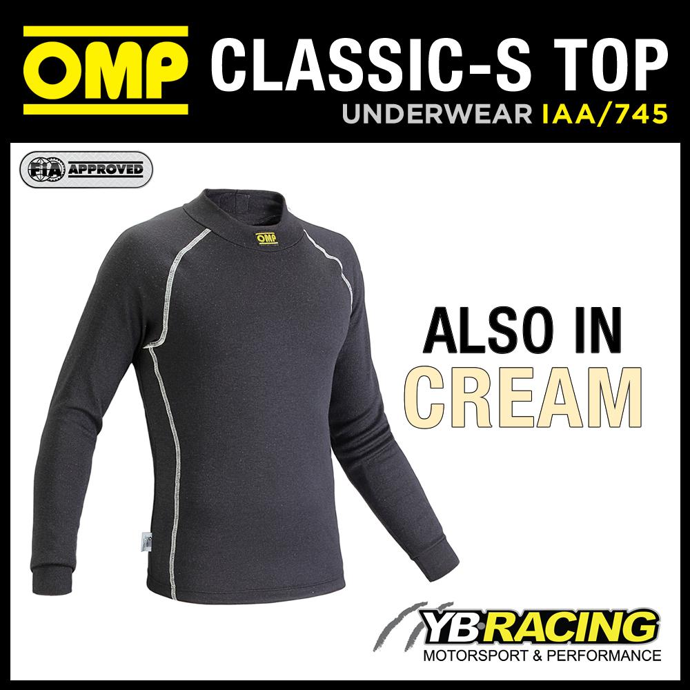 IAA/745 OMP CLASSIC-S LONG SLEEVE TOP