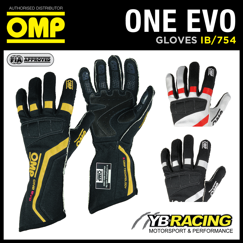 IB/754 OMP ONE EVO GLOVES