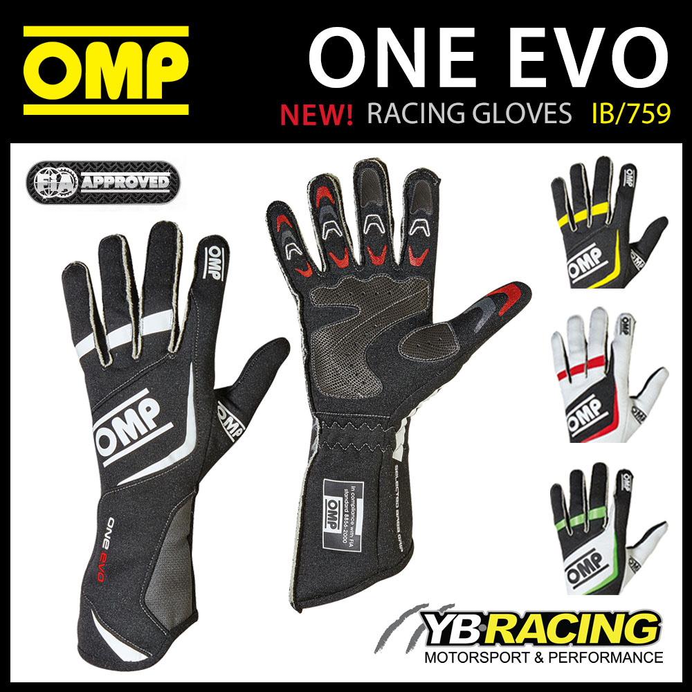 IB/759 OMP ONE EVO GLOVES