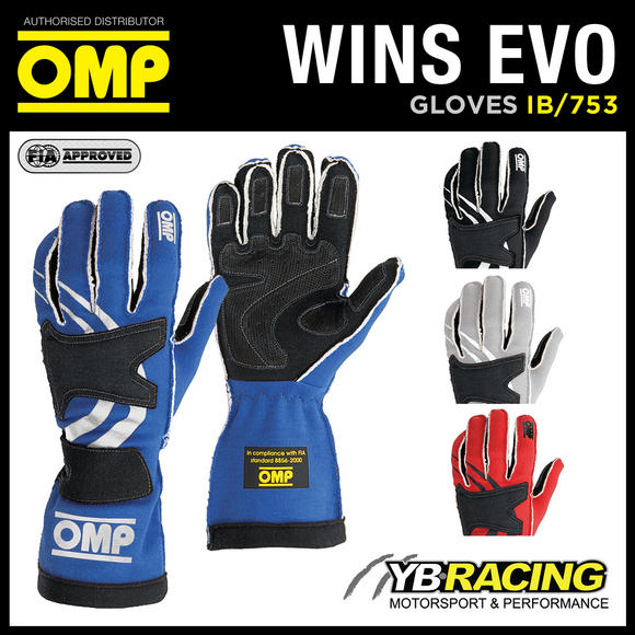 View Item IB/753 OMP WINS EVO GLOVES