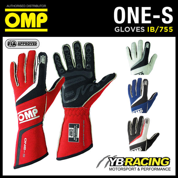 View Item IB/755 OMP ONE-S GLOVES