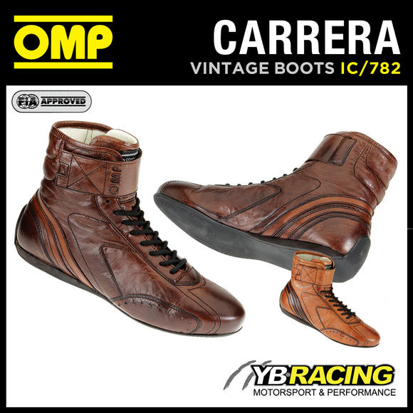 View Item IC/782 OMP CARRERA VINTAGE BOOTS