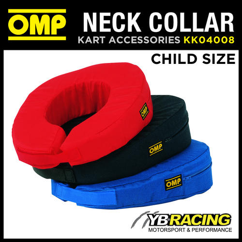 View Item SALE! KK04008 OMP KARTING NECK SUPPORT CHILDRENS SIZE