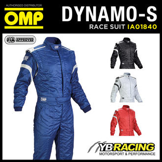 View Item IA01840 OMP DYNAMO-S RACE SUIT