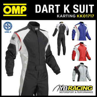 View Item KK01717 DART K ADULT KART SUIT
