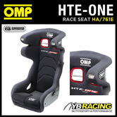 """HA/761E OMP """"HTE-ONE"""" PROFESSIONAL RACING SEAT - MADE TO FORMULA 1 SAFETY LEVEL!"""