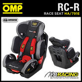 NEW! HA/791 OMP RC-R CHILD BABY CAR SEAT - DESIGN INSPIRED BY OMP RACING SEATS!