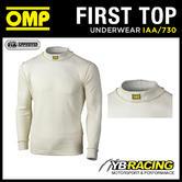 IAA/730 OMP FIRST LONG SLEEVE TOP