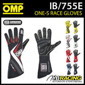 IB/755E OMP 2016 ONE-S GLOVES