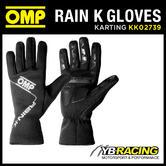 KK02739 OMP RAIN K KART GLOVES