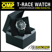 ORE/3914 OMP RACING 'T-RACE' CHRONOGRAPH SPORTS WATCH with CARBON LOOK FACE