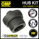 OD/1960RE117A OMP RACING STEERING WHEEL HUB BOSS KIT (ALSO FITS SPARCO & MOMO)