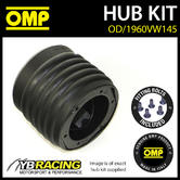 OMP STEERING WHEEL HUB BOSS KIT for VW GOLF MK2 GTi (16mm) 84-91  [OD/1960VW145]
