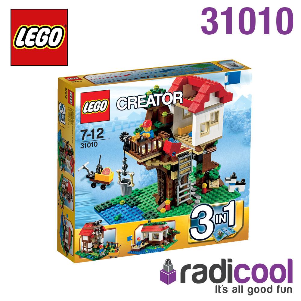 31010 Lego Treehouse Creator Age 7 12 356 Pieces Brand