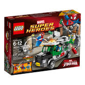 76015 LEGO Doc Ock  Truck Heist Super Heroes Ages 6-12 / 237 Pieces / 2014