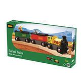 BRIO 33722 Safari Train - Railway Trains Age 3-5 years / tbc pcs New in Box