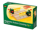 BRIO 33750 Magnetic Action Crossing - Railway Accessories Age 3-5 years /