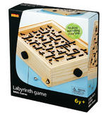 BRIO 34000 Labyrinth Game - Games Games Age 6-10 years / 3 pcs New in Box