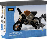 BRIO 34561 Motorcycle - Builder Vehicles Age 4-6 years / 54 pcs New in Box
