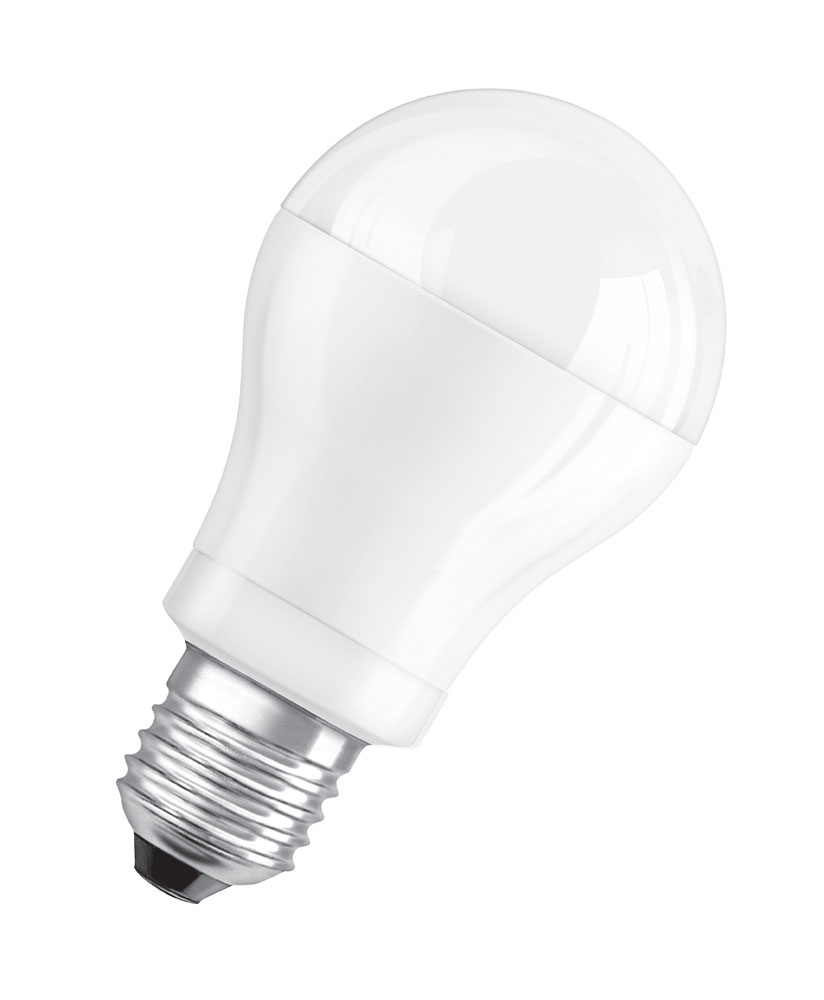 new osram led bulbs parathom classic a bulb shape es e27 edison screw 27mm base ebay. Black Bedroom Furniture Sets. Home Design Ideas