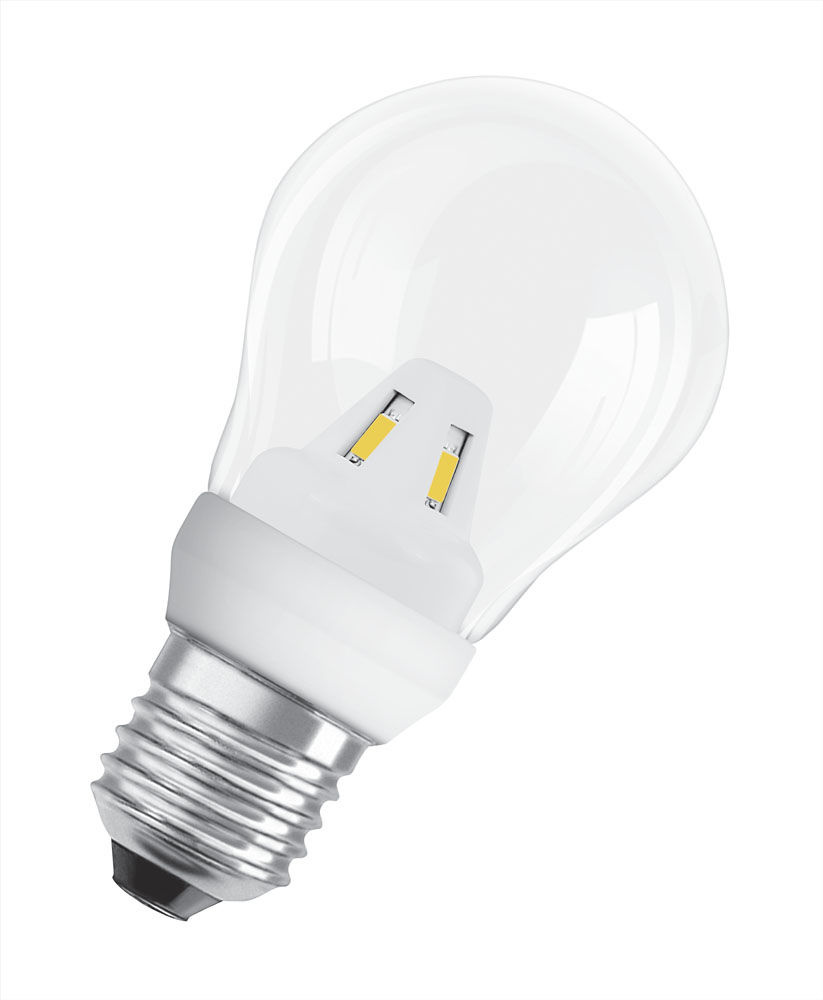 NEW! OSRAM LED BULBS PARATHOM CLASSIC A BULB SHAPE ES E27 ...