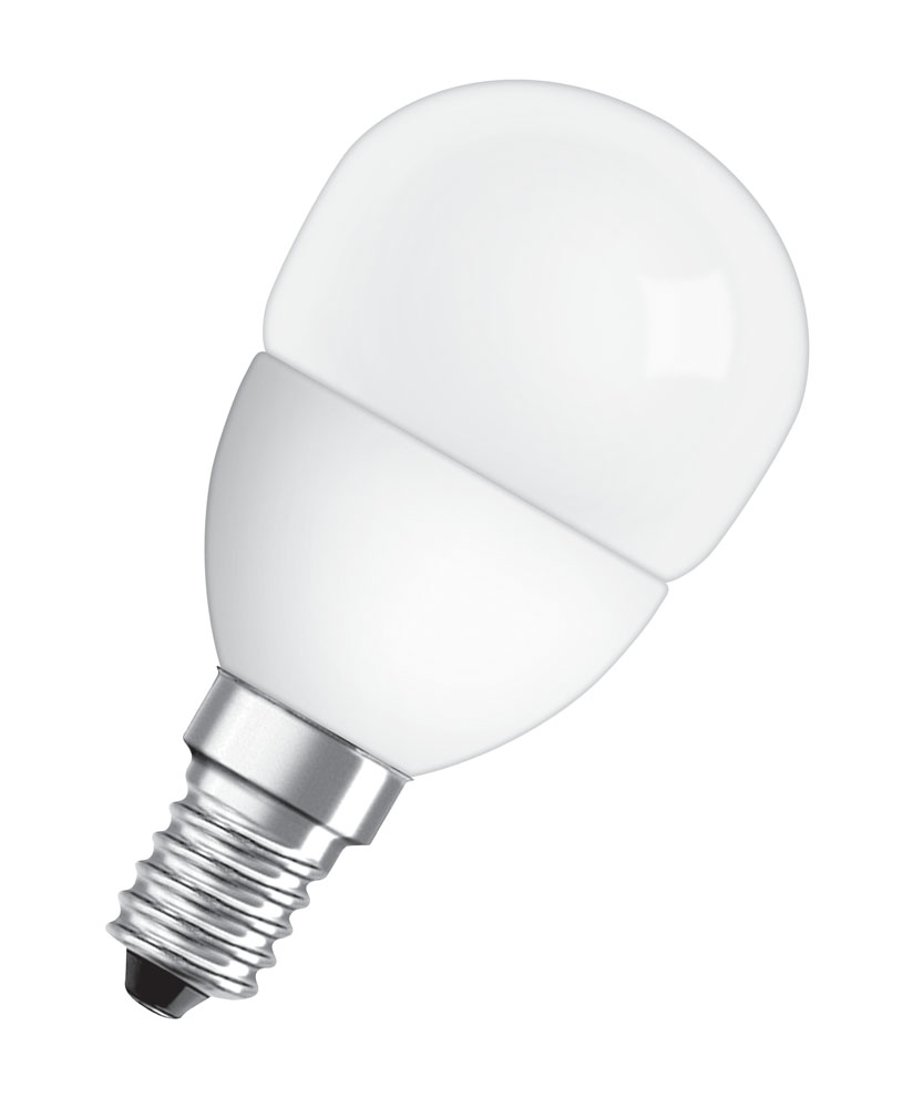 NEW! OSRAM PARATHOM CLASSIC P ADVANCED LED BULBS E14 E27 ...