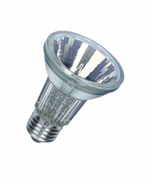 new osram halopar 20 halogen bulbs e27 screw gu10 spot light base warm white ebay. Black Bedroom Furniture Sets. Home Design Ideas