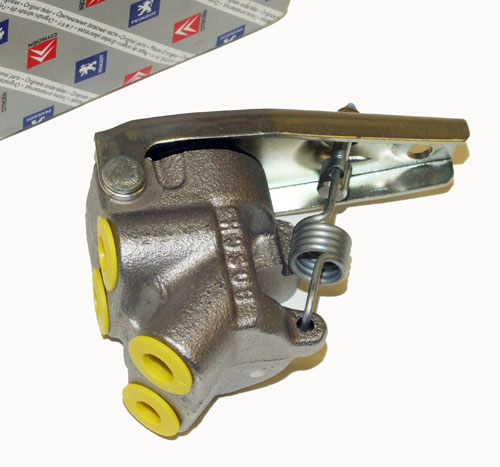 Peugeot 106 Brake Pressure Regulator (S2 Disc Beam) RALLYE GTi VTS S16 - Genuine
