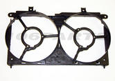 Peugeot 106 GTi 1.6 16v S16 & 1.6 RALLYE Engine Cooling Fan Surround Frame - New
