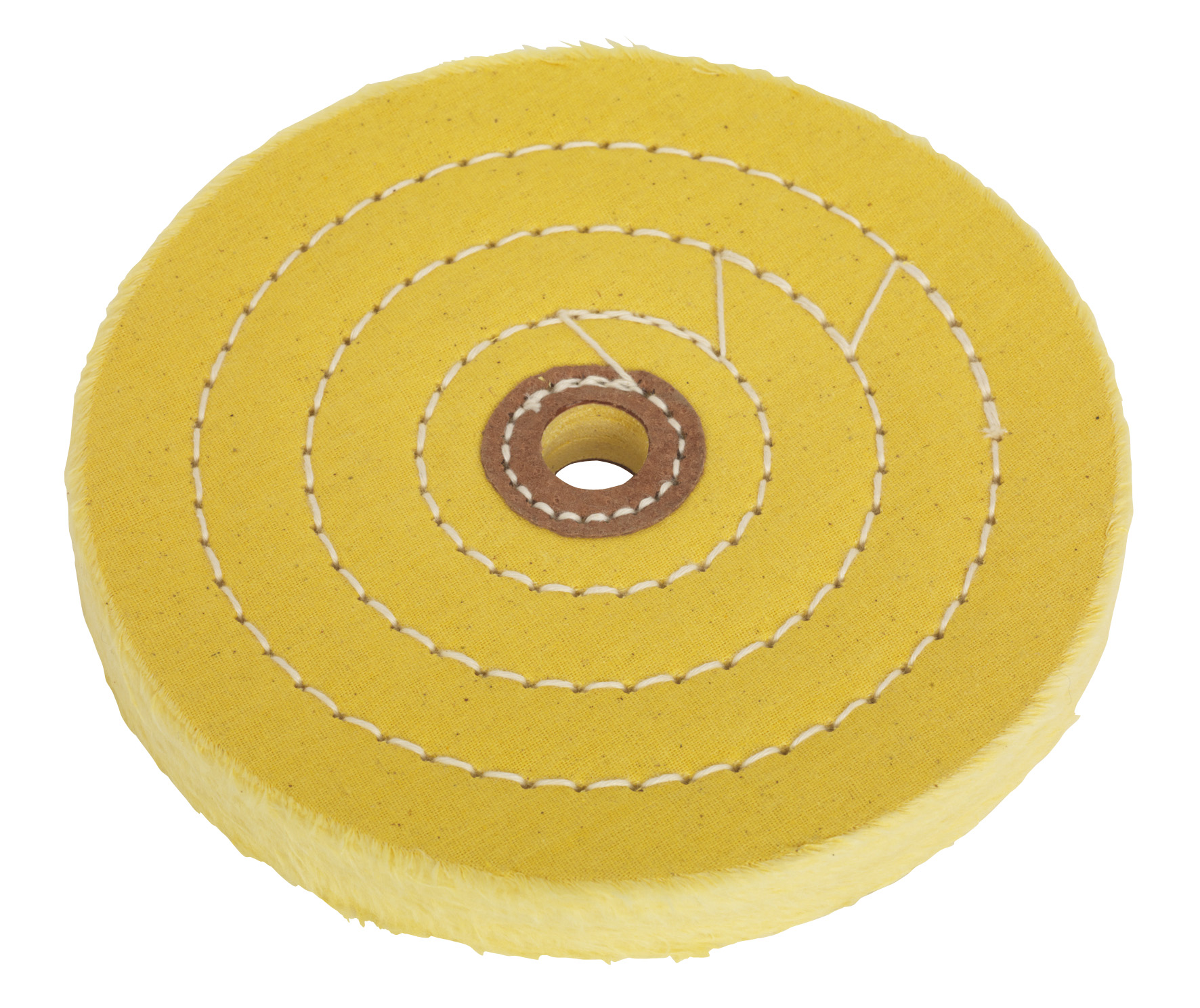 Bg150bwc Sealey Buffing Wheel 150 X 13mm 13mm Bore Coarse