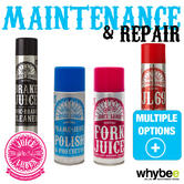 JUICE LUBES BIKE CYCLE MAINTENANCE AEROSOL CLEANER BRAKE FRAME FORK JUICE SPRAY
