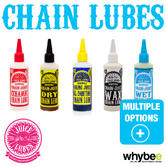 JUICE LUBES BIKE CYCLE MAINTENANCE CHAIN LUBES CERAMIC DRY WAX WET LUBRICATION