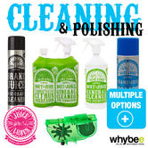 JUICE LUBES BIKE CYCLE MAINTENANCE CLEANING AND POLISHING - MTB ROAD BMX CROSS